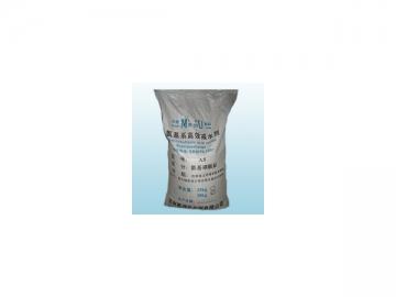 Campuran Konkrit Formaldehid Acrylsulphonate Kondensat Amino Fenol