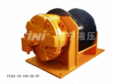 Winch Hidraulik Standard