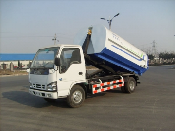 CLY5070ZXX Trak Sampah (3-5T)