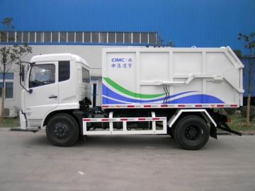 CLY5141ZLJ Trak Sampah (11.5m<sup>3</sup>)