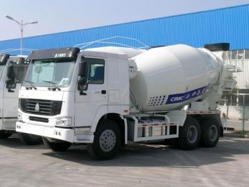 6-10m<sup>3</sup> Trak Penggaul Konkrit (Casis Howo)