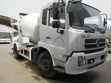 3-4m<sup>3</sup> Trak Penggaul Konkrit (Casis Dongfeng)