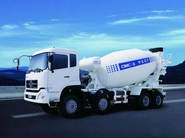 6-12m<sup>3</sup> LNG Trak Penggaul Konkrit (Casis Dongfeng)