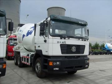 8-10m<sup>3</sup> Trak Penggaul Konkrit (Casis Shacman)