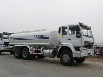 CLY5252GSS Trak Tangki Air (15-25m<sup>3</sup>)