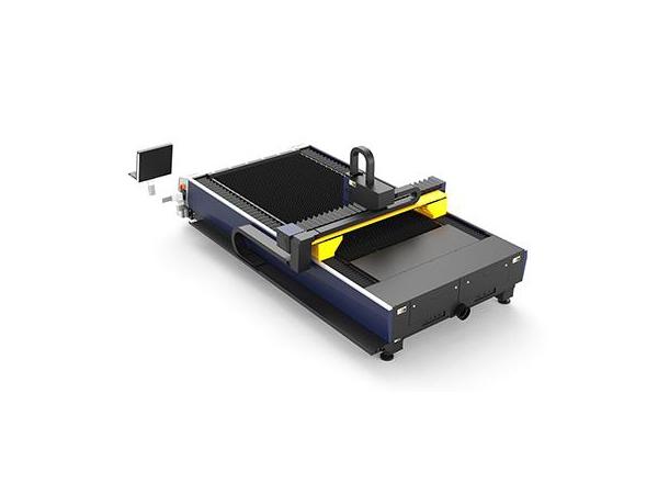 Mesin-mesin Pemotongan Laser Serat