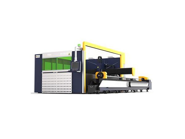 Mesin Pemotongan Laser Serat dengan Pemotongan Paip