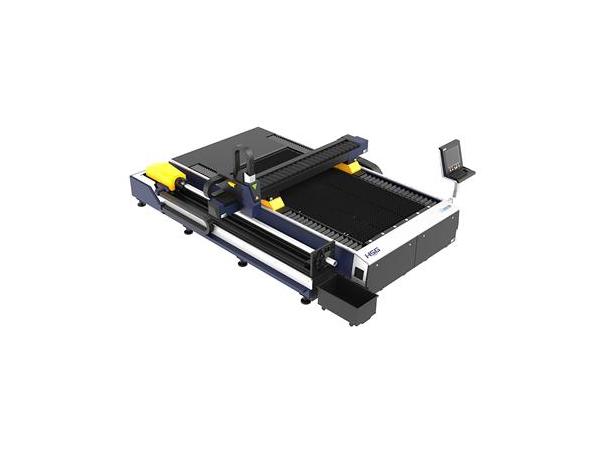 G3015B Mesin Pemotongan Laser Serat Pemacu Dua