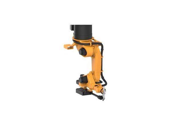3D Mesin Pemotongan Laser Robot
