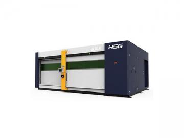 3D Mesin Pemotongan Laser