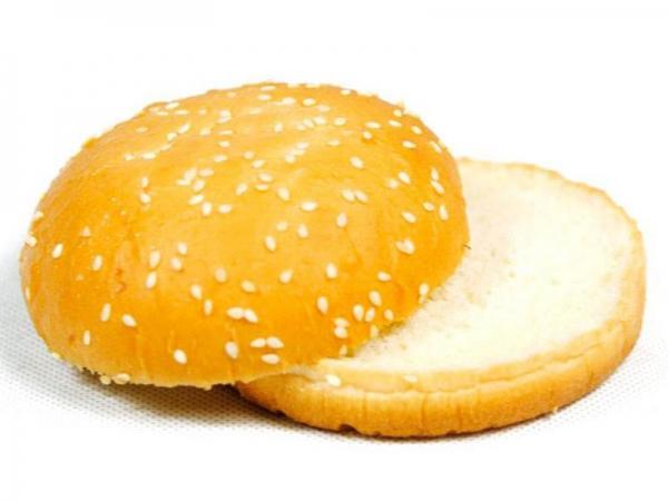 Barisan Pengeluaran Roti dan Roti Burger