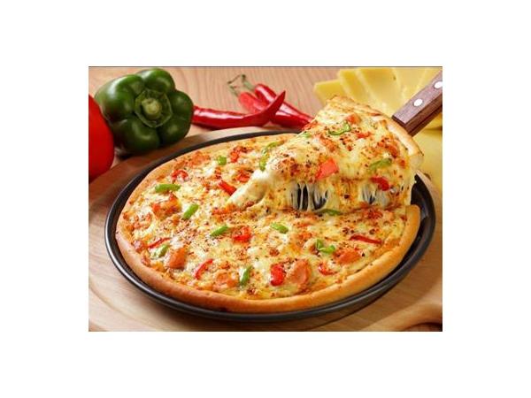 Barisan Pengeluaran Pizza