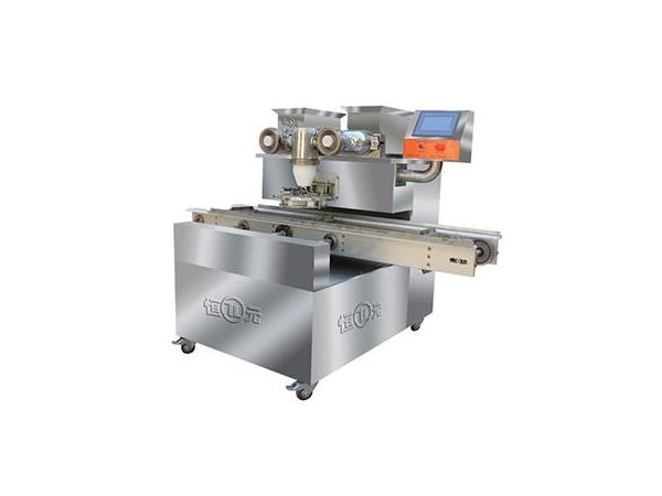 Mesin Encrusting dan Pengaturan Dulang